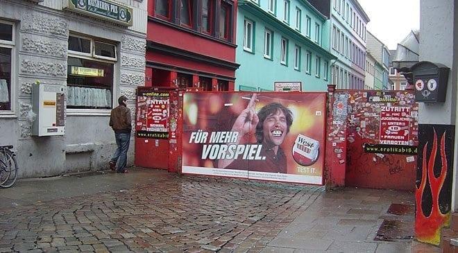 Herbertstraße huren