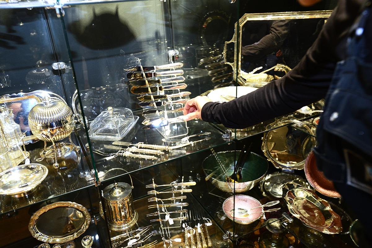 Altonaer Silber Werkstatt, Altona, Service, Silber