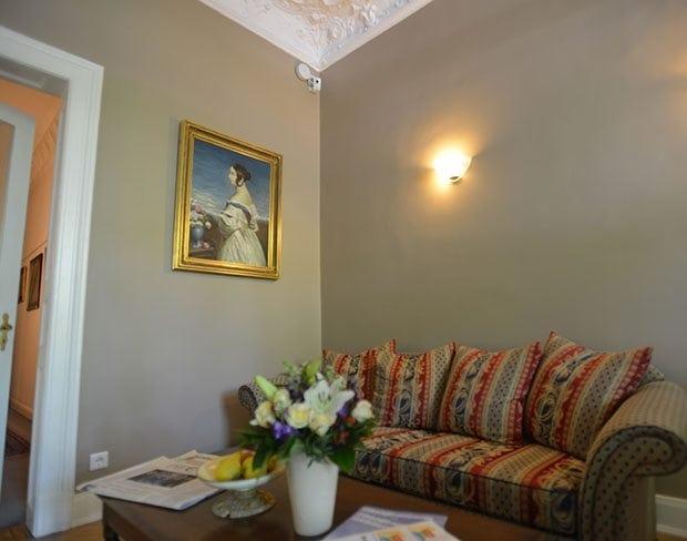 Hotel Miramar: individuelle Einrichtung