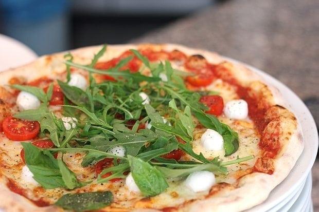 Andronaco: Pizza vom Feinsten