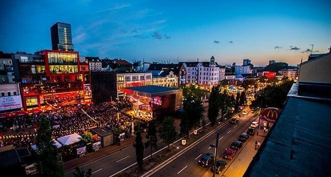 St. Pauli: Die Reeperbahn ist das Herz des Viertels