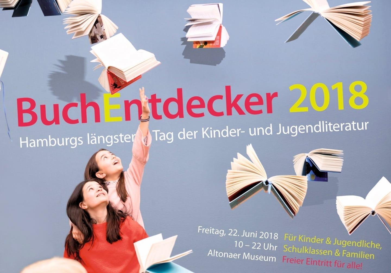 BuchEntdecker 2018 Altonaer Museum
