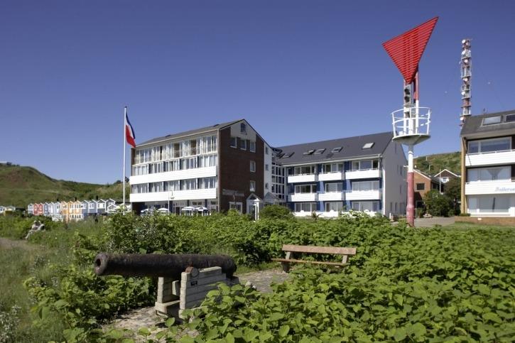 Helgoland, Rickmers Insulander, Nordsee, Urlaub