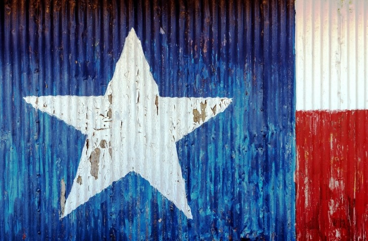 American Boots, Colonnaden, Texas, Lone Star