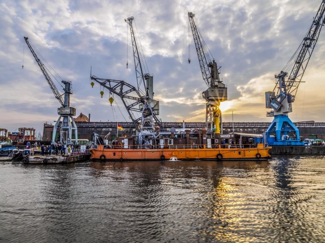 Tage Der Industriekultur Am Wasser