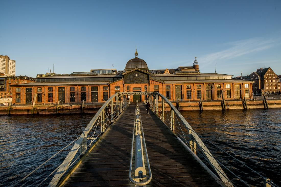 Hanse Spirit: Fischauktionshalle