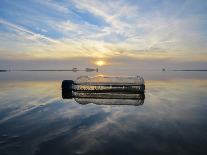 Kunst gegen Plastik auf dem Nordic Arts Festival