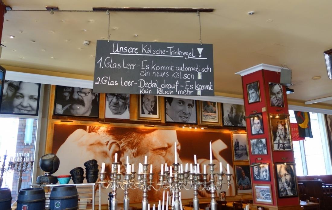 Kurztrip in die Rheinische Republik: Kölsche Trinkregeln