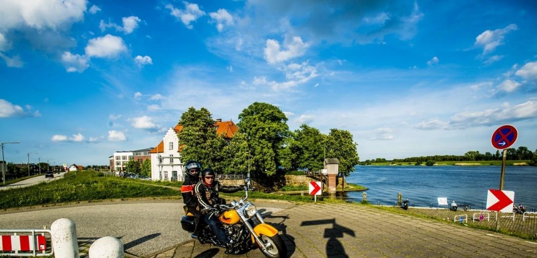 Motorradtreffpunkt Zollenspieker
