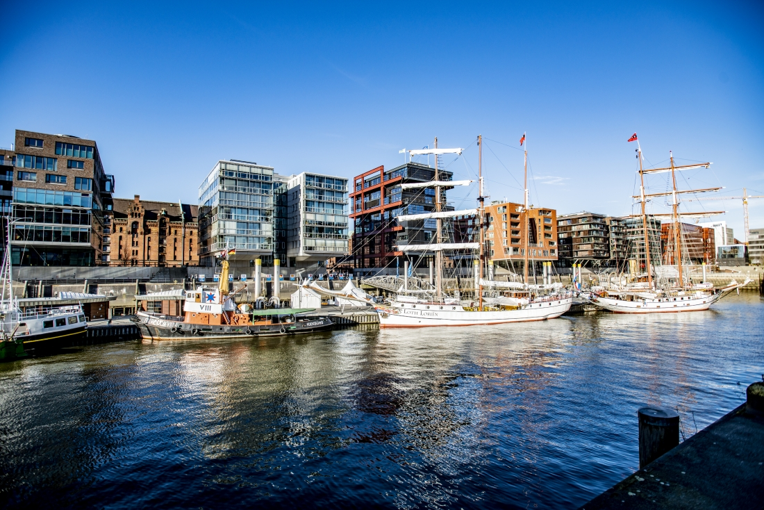Hafen: Traditionsschiffe