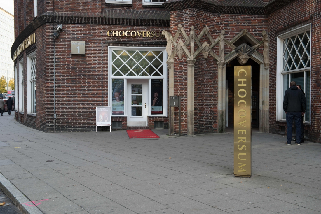 Klassiker Weltkulturerbe: Chocoversum