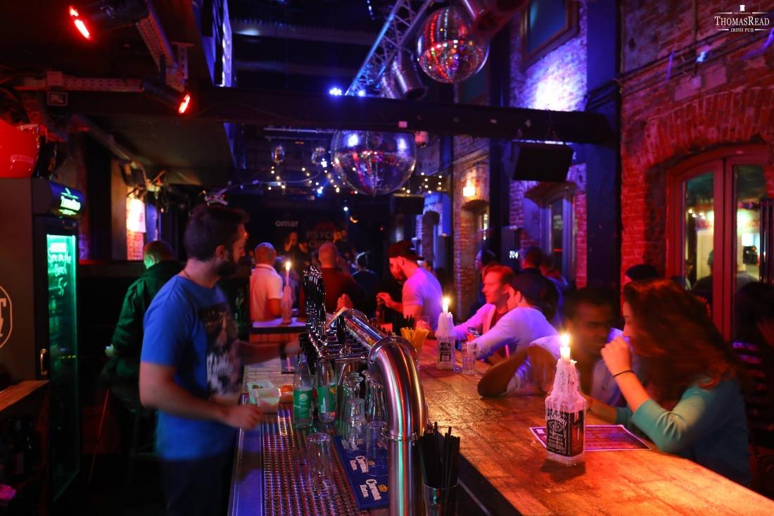 Thomas Read: der Pub