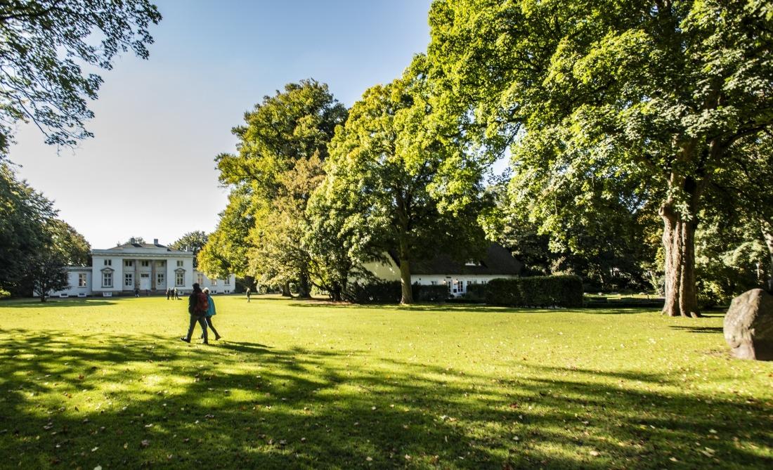 Parks in Hamburg: Hirschpark