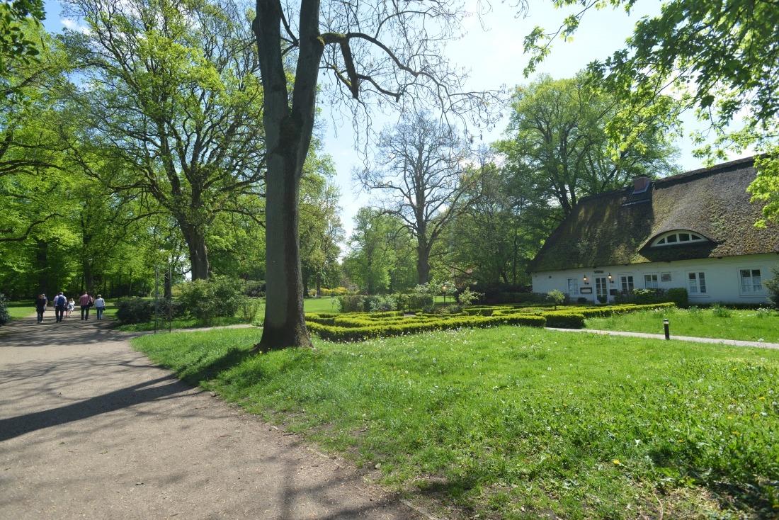 Fünf Tipps: Hirschpark mit Witthüs