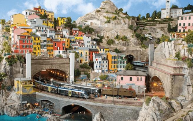 Was für eine tolle Idee: Bella Italia im Miniatur Wunderland