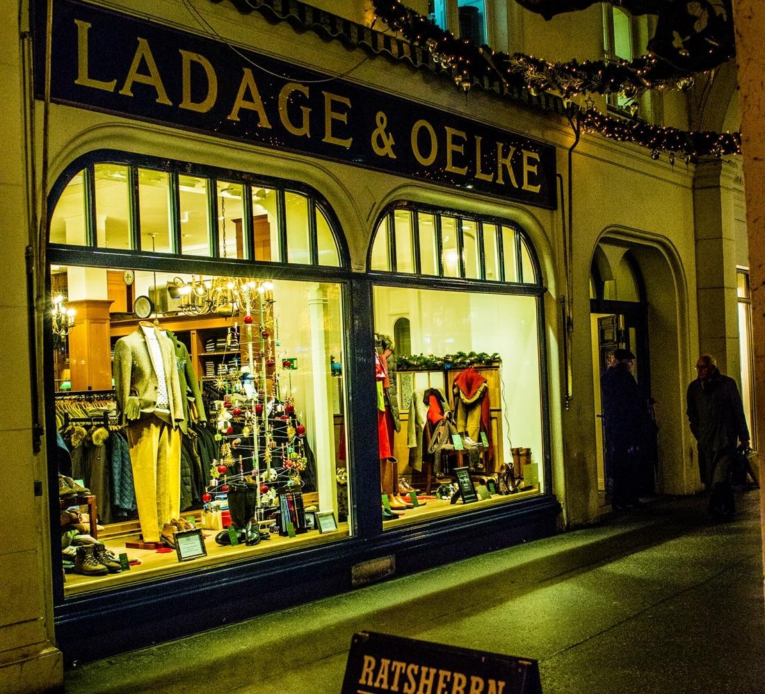 Auf ein Neues: Ladage & Oelke