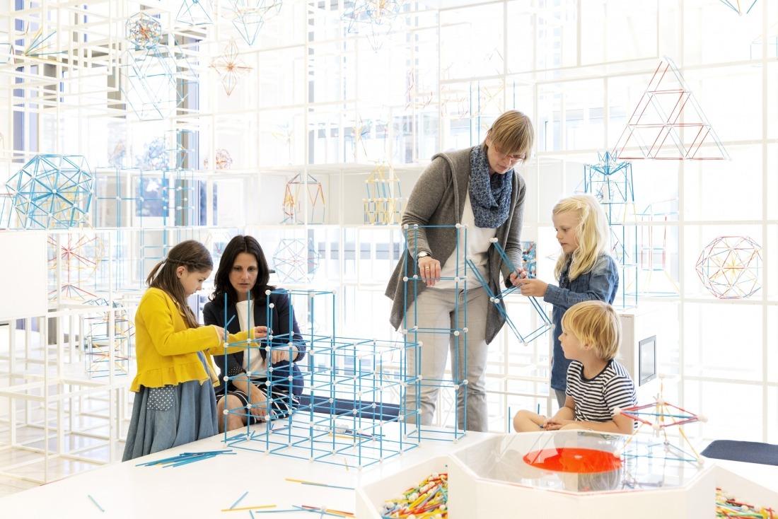 Hamburger Kunsthalle, Hamburg für Familien