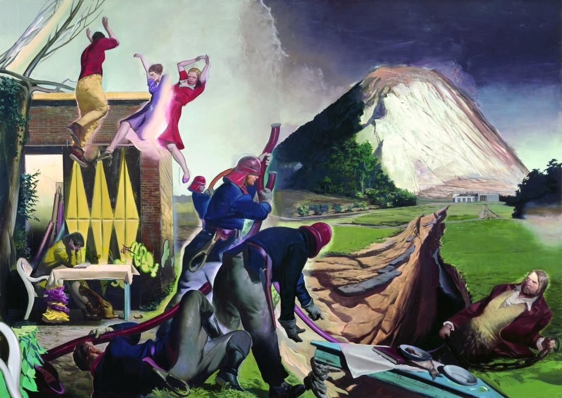 The Cube: Gemälde aus der Galerie der Gegenwart