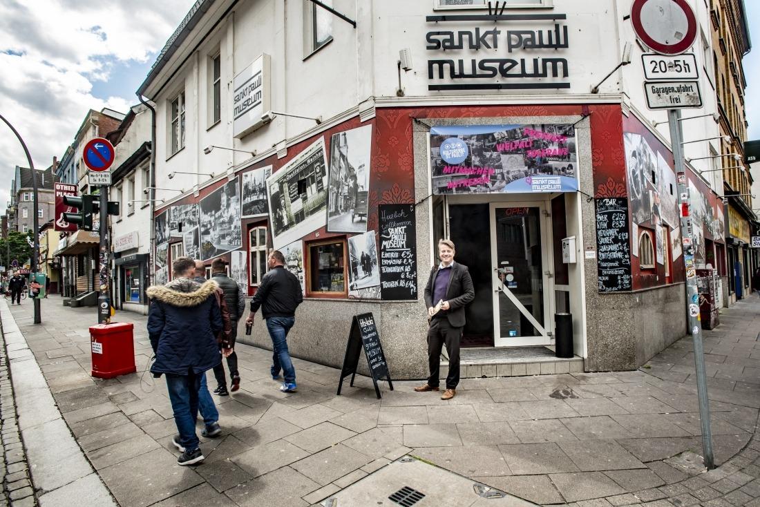 Sankt Pauli Museum: Standort an der Davidstraße
