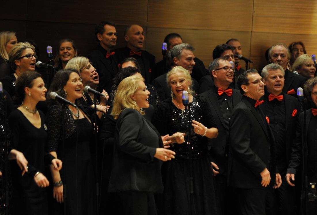 Konzert-Tipp: Gospelchor 50 Voices