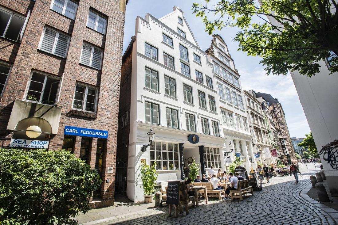 Hamburg Heritage: die Deichstraße