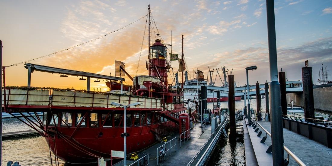 Hafen: Feuerschiff