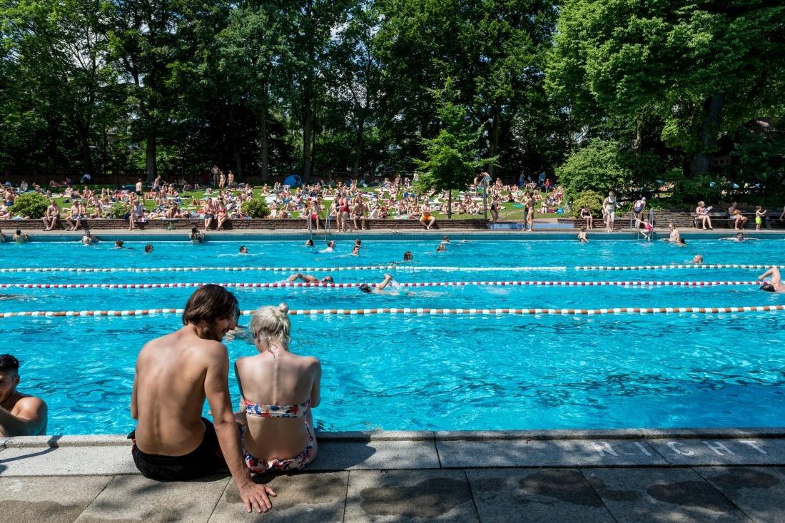 Schwimmbäder in Hamburg: das Kaifu