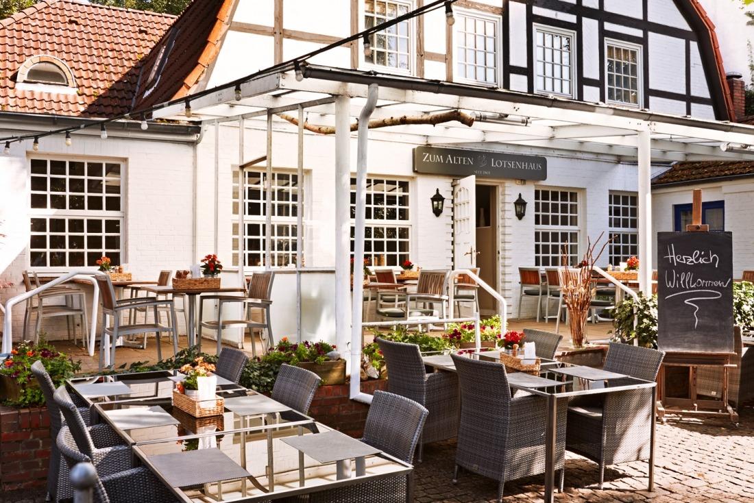 Schlemmer-Sommer: Zum alten Lotsenhaus