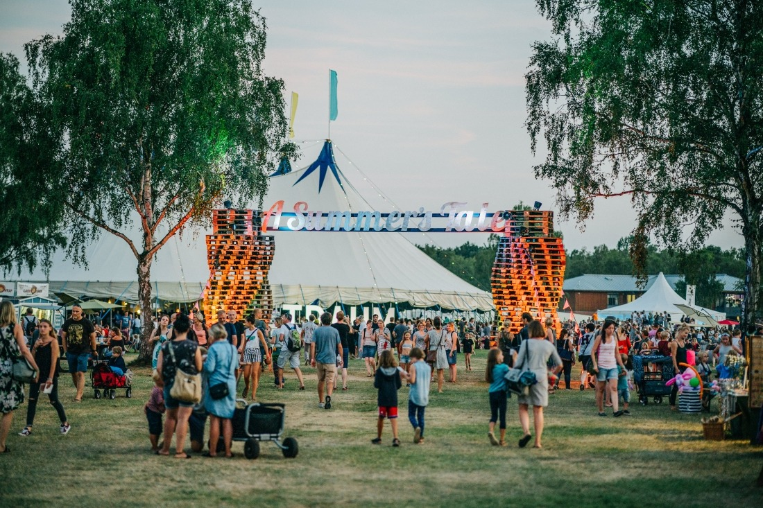 Festivals: A Summer's Tale in Luhmühlen