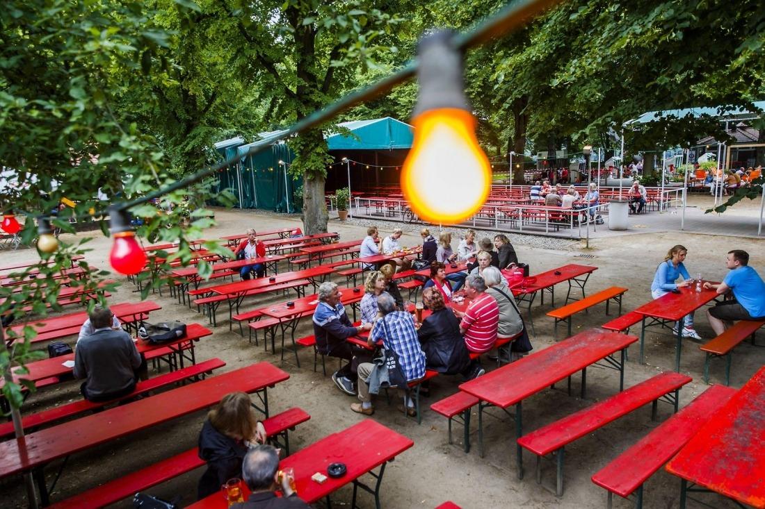 Biergärten: Landhaus Walter