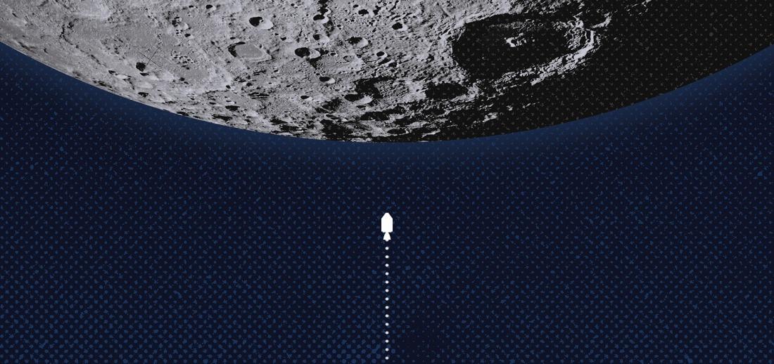 Planetarium: der Mond