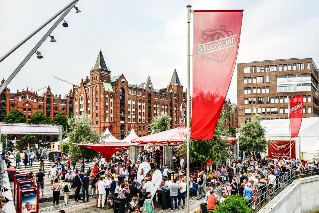 Festivals: Gelände des Duckstein-Festivals