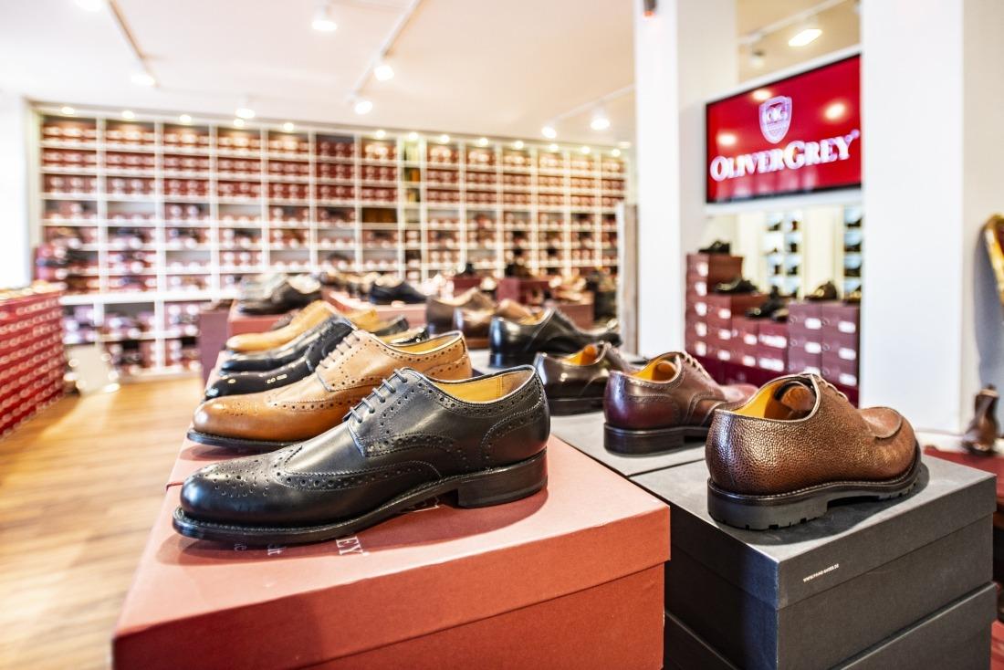 Oliver Grey: verschiedene Schuh-Modelle