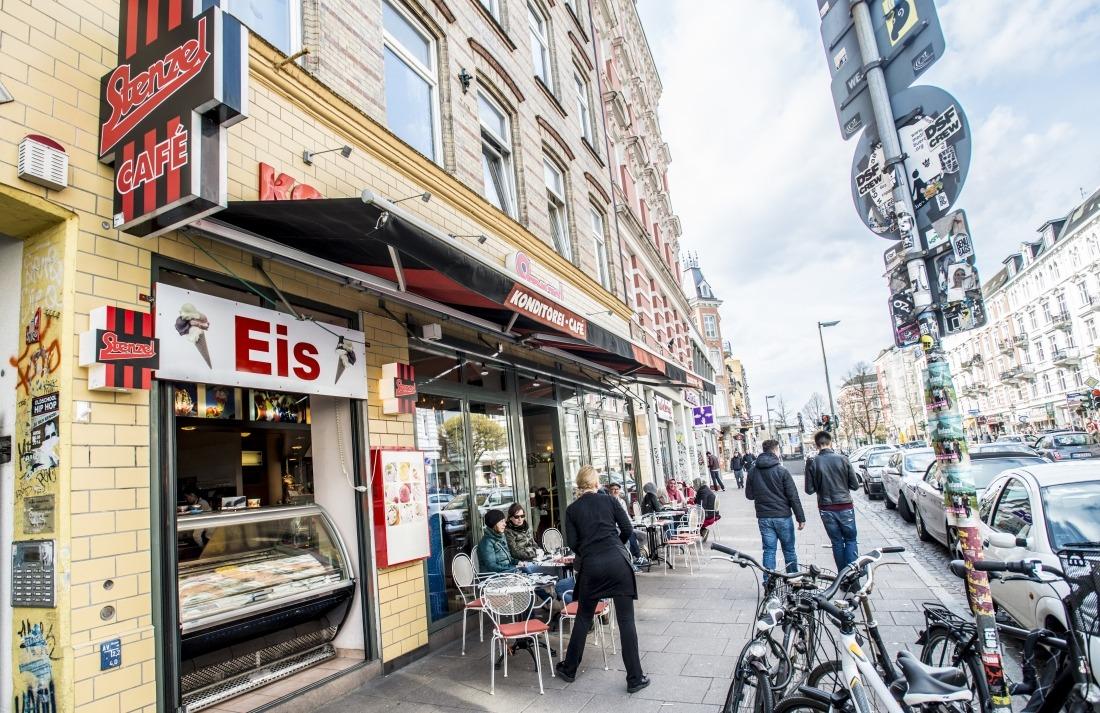Acht Sommer-Highlights: Café Stenzel