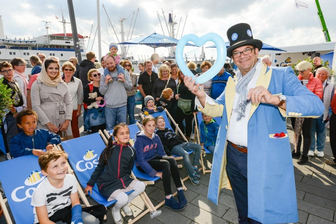 Cruise Days: Kinderspaß an der Hafenkante