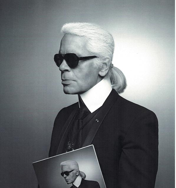 Karl Lagerfeld: Selbstporträt