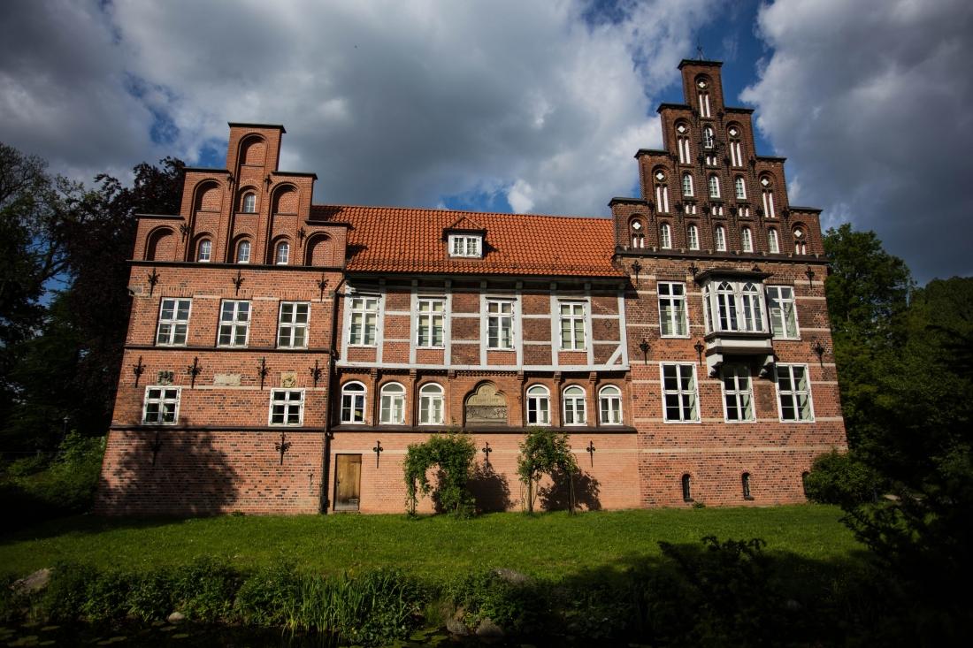 Unterwegs in Hamburg: Schloss Bergedorf