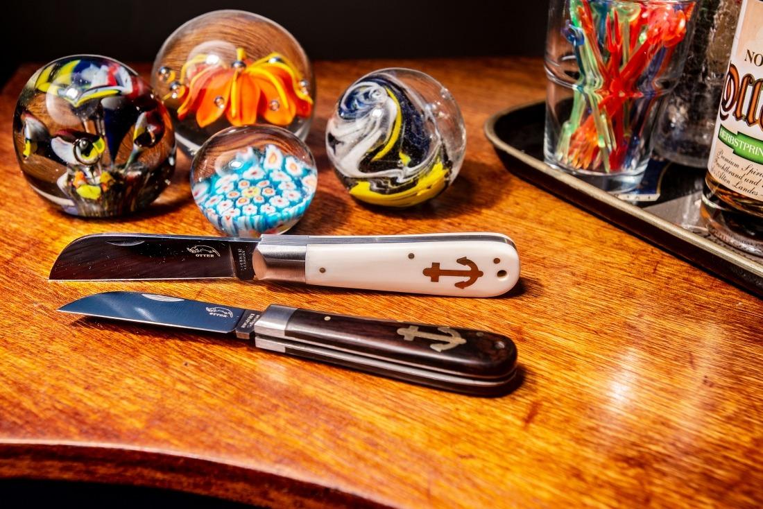 Altonaer Silberwerkstatt: Taschenmesser
