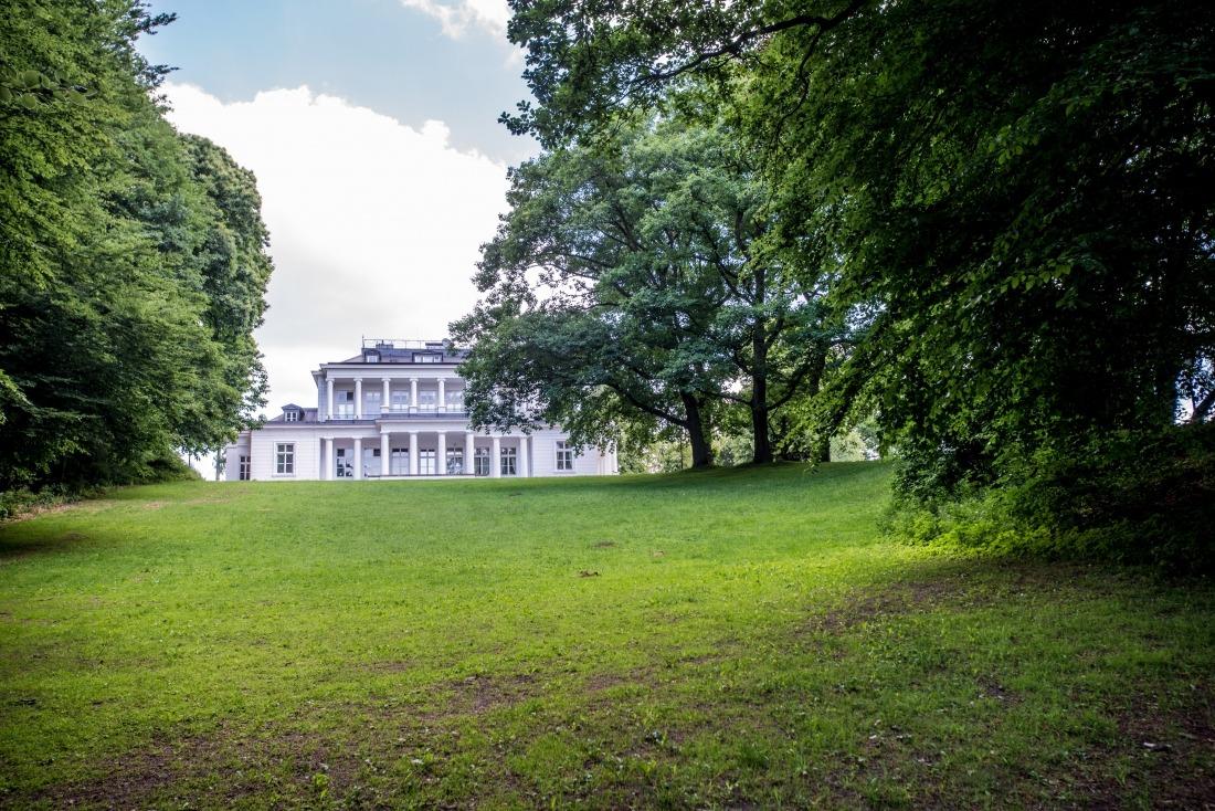Parks in Hamburg: Goßlers Park in Blankenese