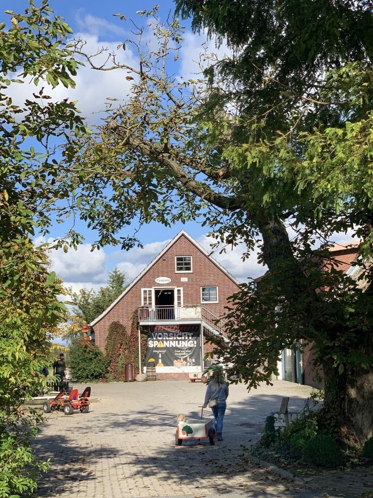 Nordik Edelbrennerei: Firmensitz