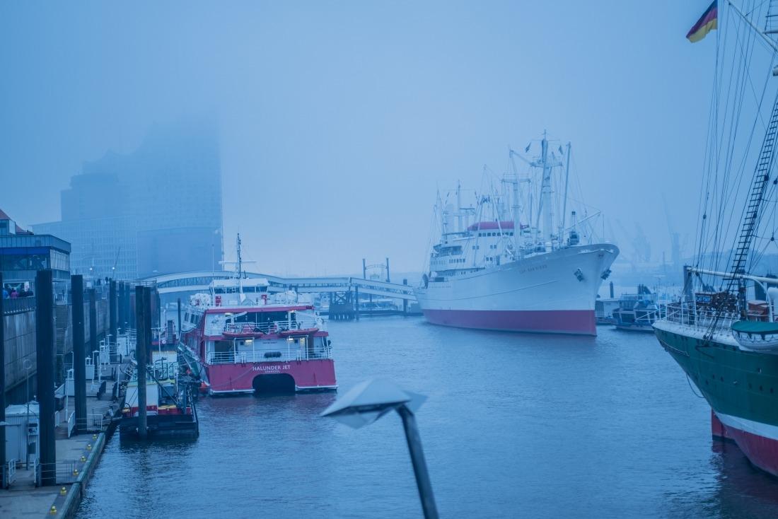 Hamburg: Cap San Diego