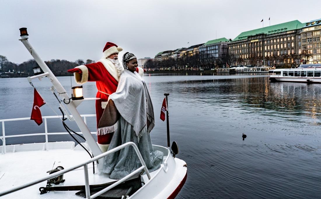 Magische Märchenschiffe: Eisprinzessin Nanan und der Nikolaus