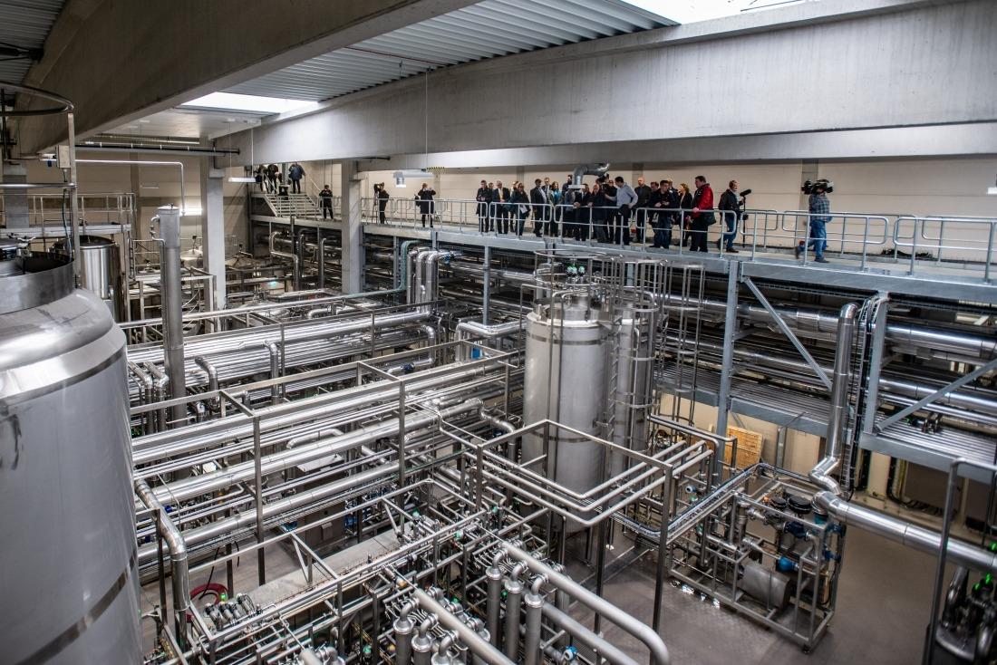 Noch ein Bier: Die neue Holsten Brauerei