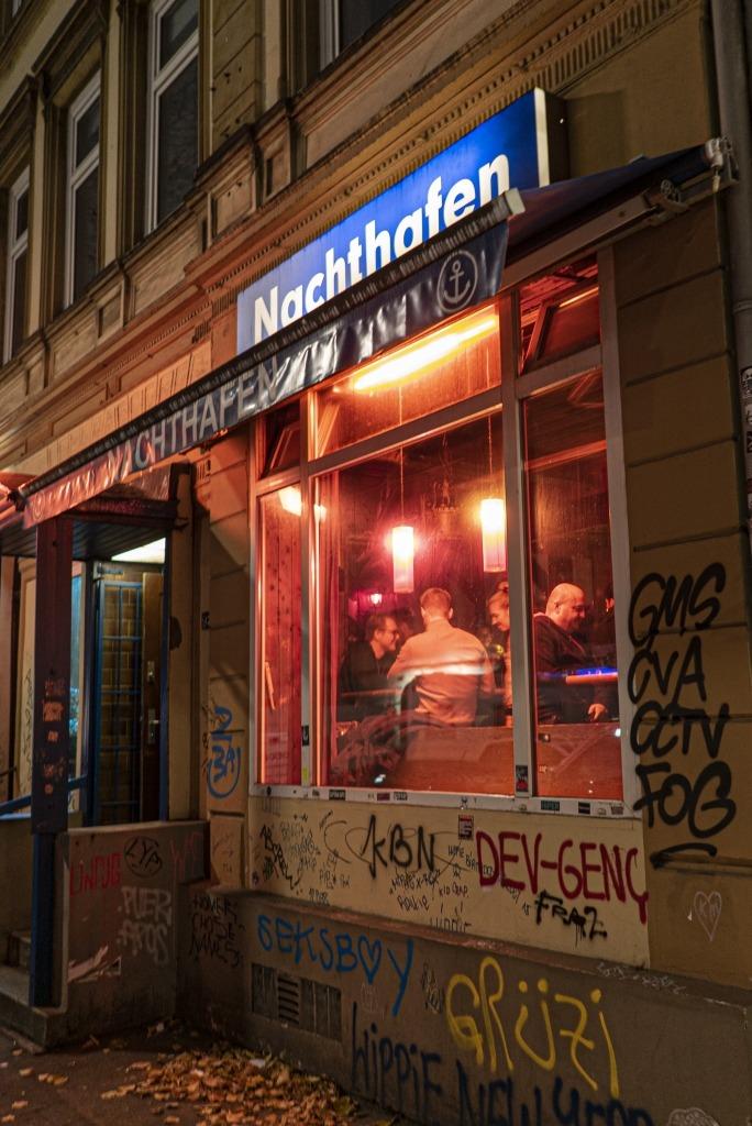 St. Pauli: Im Nachthafen ist es gemütlich