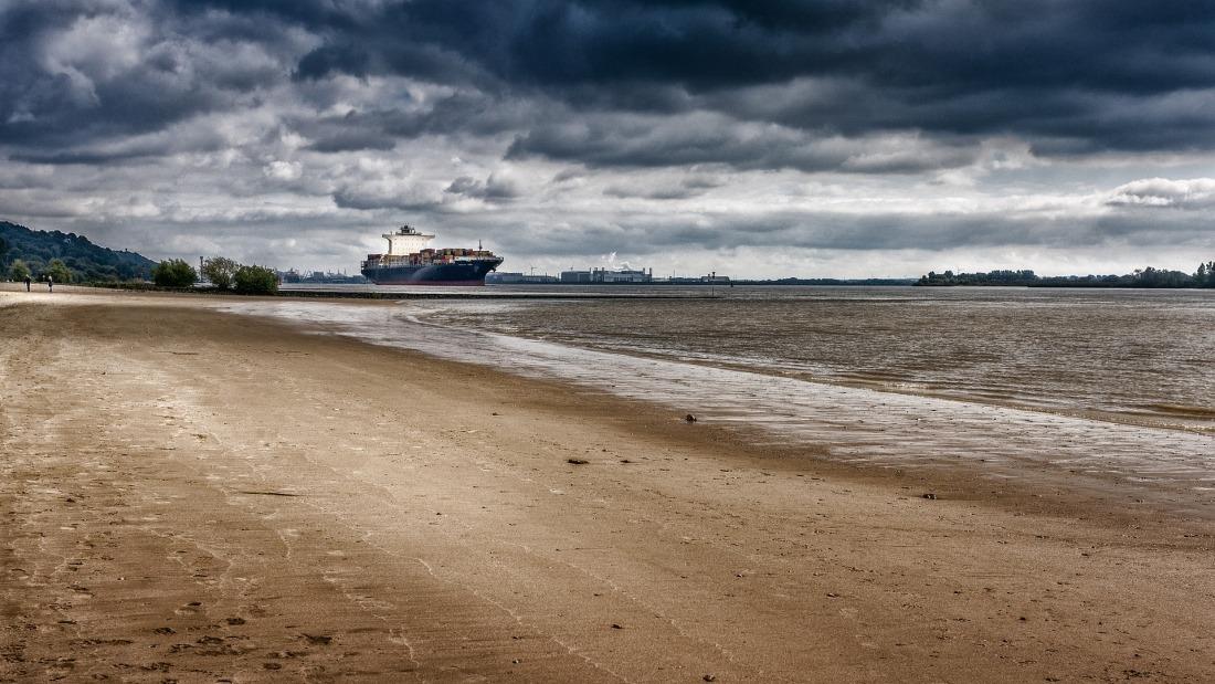 Hamburg:Elbe