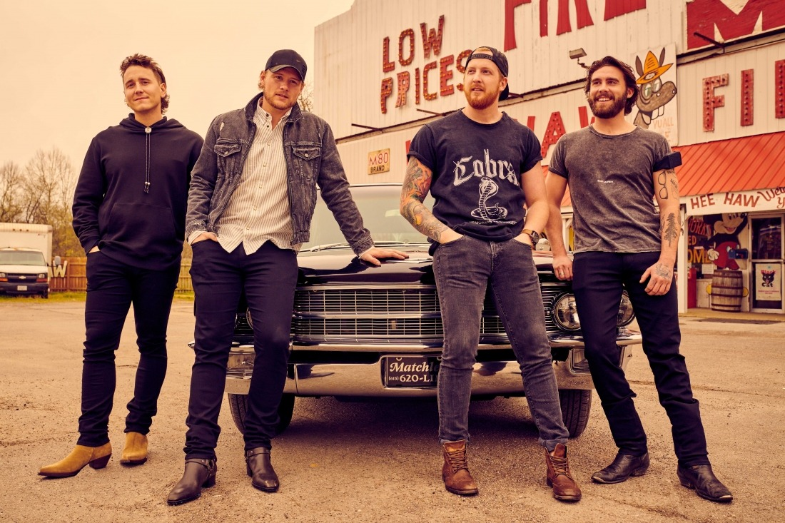 Modern Country: James Barker Band