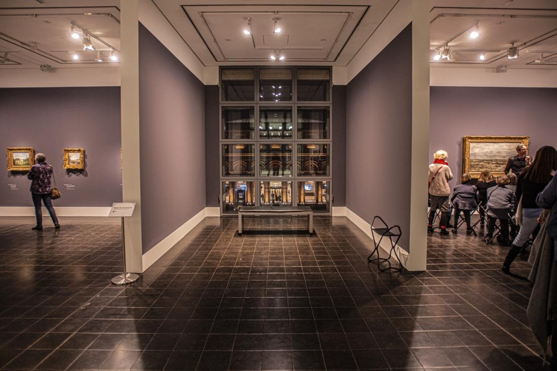 Barkassen-Meyer:Ausstellung in der Kunsthalle