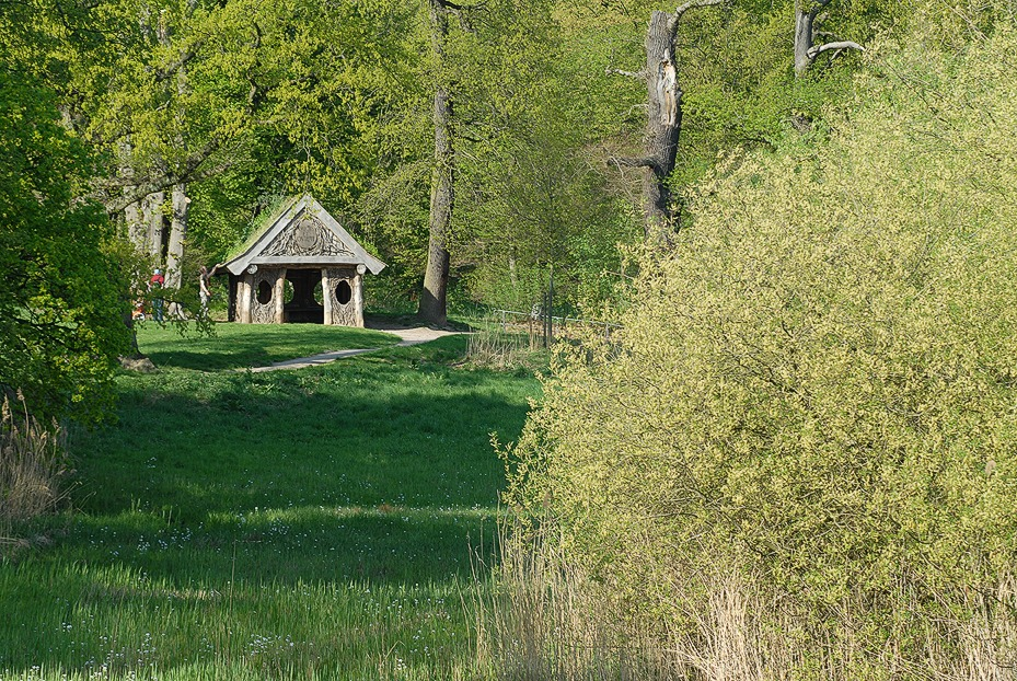 Frühling zum Gucken: Jenischpark
