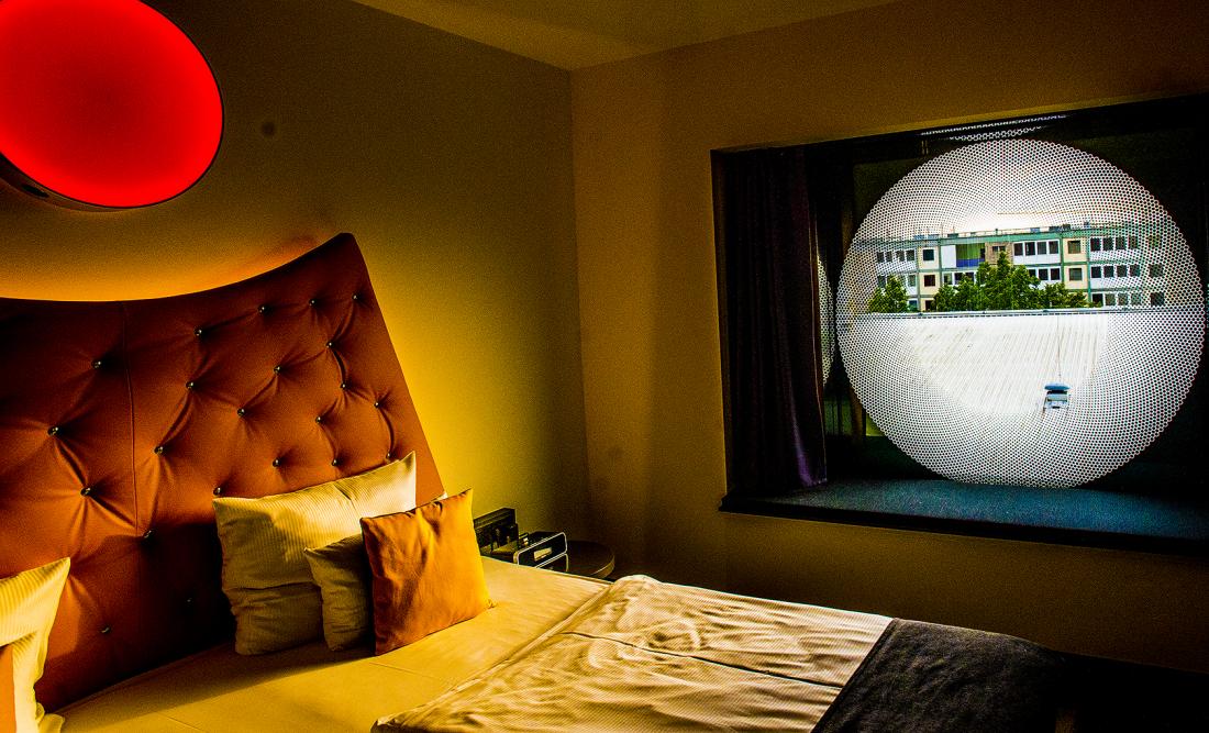Arcotel Onyx: Blick in ein Zimmer