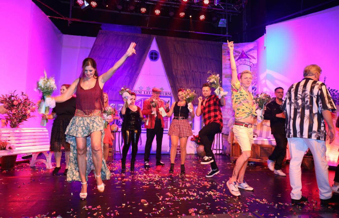 Hamburg hat Humor: Delphi Showpalast